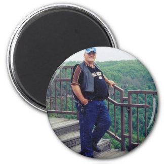 In Loving Memory Of Dad Magnet
