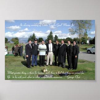 In Loving memory of Eduardo Muñoz Jr. Poster