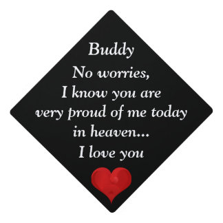 In Loving Memory of Lost Buddy Friendship Love Cap