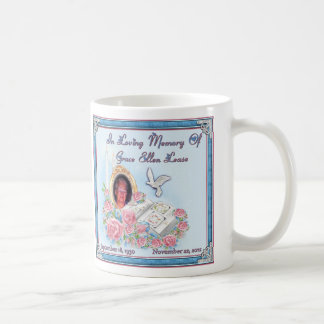 In Loving Memory Of MomMom Grace Ellen Lease Mugs