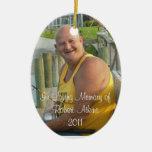 In Loving Memory of Robert Atkins Ornament