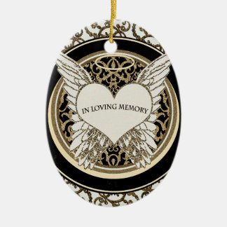 In Loving Memory Christmas Tree Ornaments
