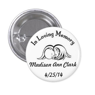 In Loving Memory Pinback Button