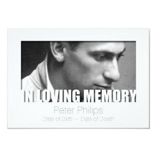 In Loving Memory Template Celebration of Life 3