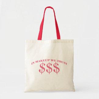 In Makeup We Trust $$$ Bags