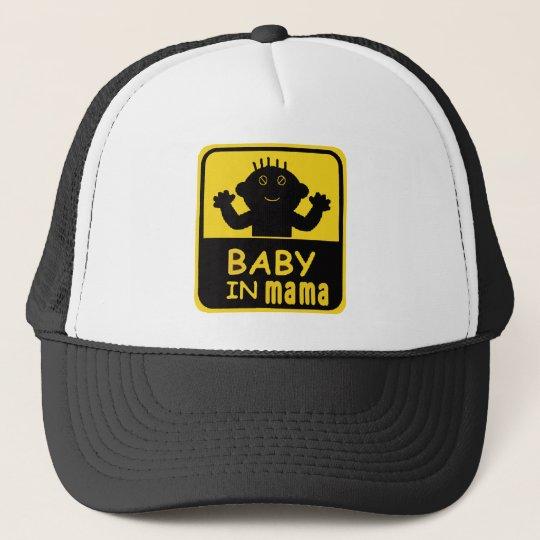 in mama trucker hat