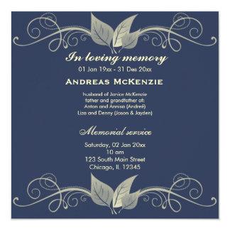In Memoriam Invitation