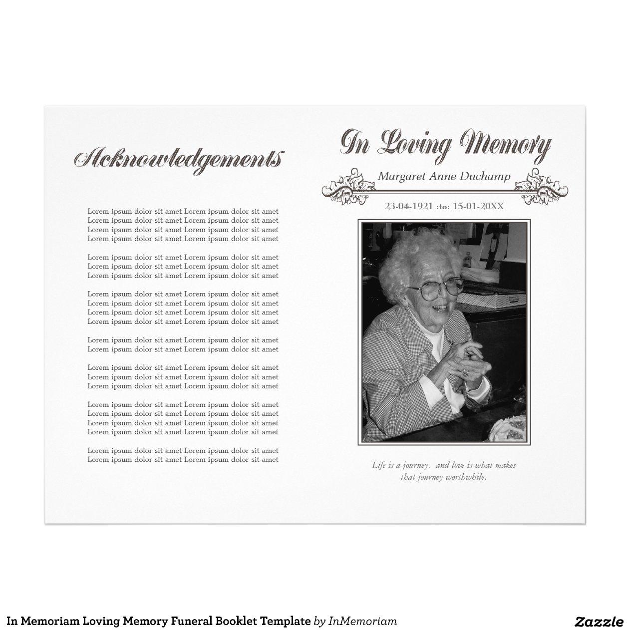 in memoriam powerpoint template