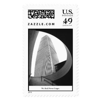 In Memoriam Stamp