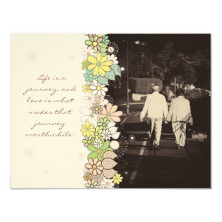 In Memoriam Thank You Husband or Wife Death Card