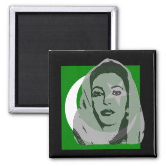 In Memory 2 Inch Square Magnet