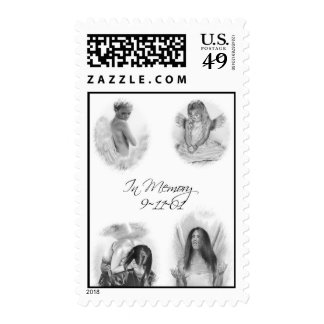 In Memory 911 Postage
