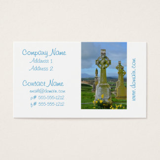 In Memory Business Card