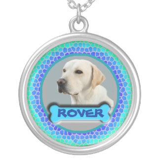 In Memory of a Beloved Pet Memorial Necklace