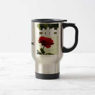 In Memory of a Fallen Soldier 15 Oz Stainless Steel Travel Mug