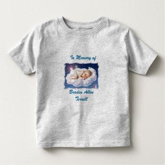 In Memory of Braden Allen Terrell - Customized T Shirt