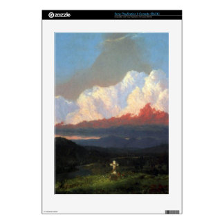 In memory of Cole by Frederic Edwin Church Decal For The PS3
