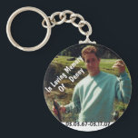 """In memory of Denny Keychain<br><div class=""""desc"""">in loving memory of Denny.  this is a keychain for those who wish to remember him</div>"""