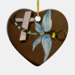 In Memory Of in Stained Glass Christmas Tree Ornaments