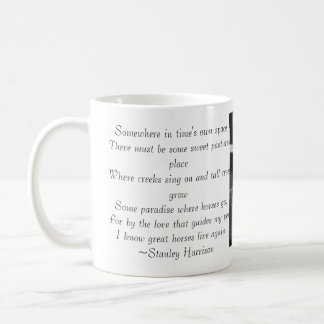 In memory of Jazz Coffee Mug