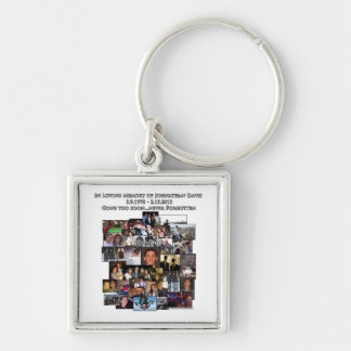 In Memory of Johnathan Keychains