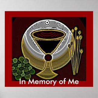 In Memory of Me Poster