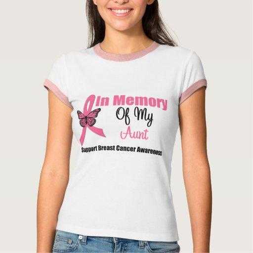 In Memory of My Aunt Tee Shirt