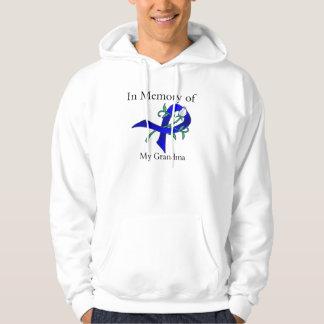 In Memory of My Grandma - Colon Cancer Sweatshirt