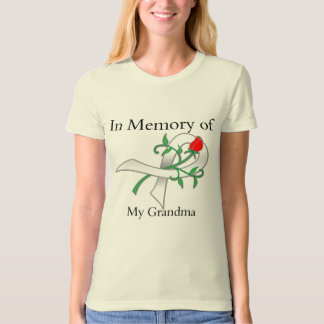 In Memory of My Grandma - Lung Cancer Dresses