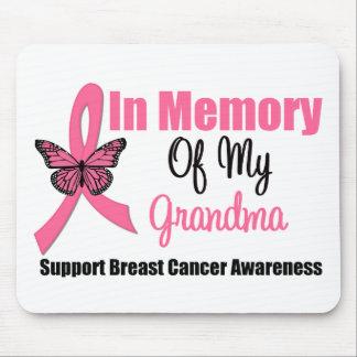 In Memory of My Grandma Mouse Pad