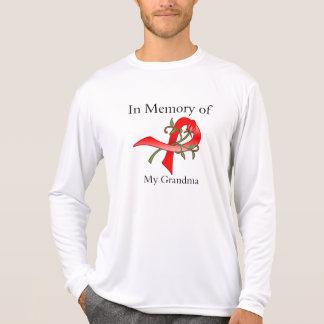In Memory of My Grandma - Stroke Disease Tee Shirts