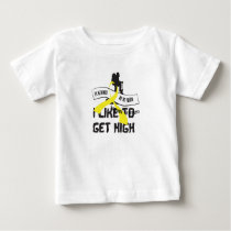 In Memory Of My Hero Sarcoma Awareness Baby T-Shirt