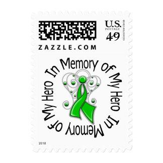 In Memory of My Hero Traumatic Brain Injury Stamp