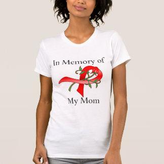 In Memory of My Mom - Stroke Disease Shirt