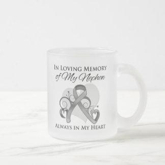 In Memory of My Nephew - Brain Cancer Mug