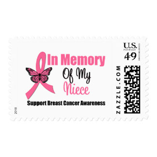 In Memory of My Niece Postage Stamp