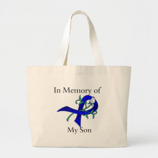 In Memory of My Son - Colon Cancer Bag