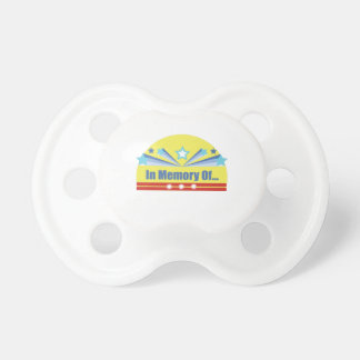 In Memory Of BooginHead Pacifier