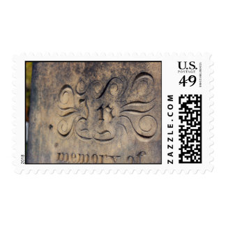 In Memory of.... Postage Stamp