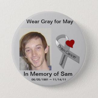 In Memory of Sam Button