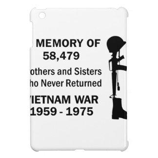 In Memory Of Vietnam iPad Mini Case