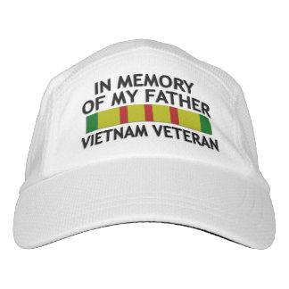 In Memory Of Vietnam Veteran Headsweats Hat