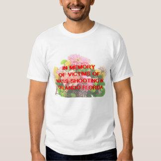 In memory Orlando Florida Men's Basic T-Shirt