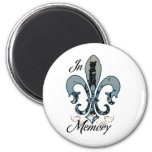 in memory refrigerator magnets