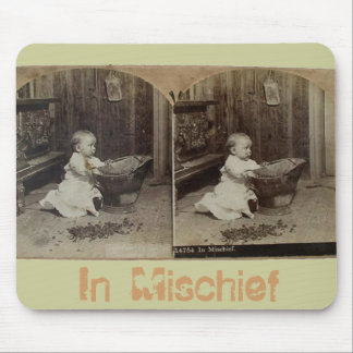 In Mischief Mouse Pads