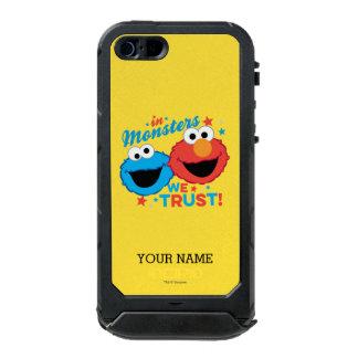 In Monsters We Trust! Incipio ATLAS ID™ iPhone 5 Case