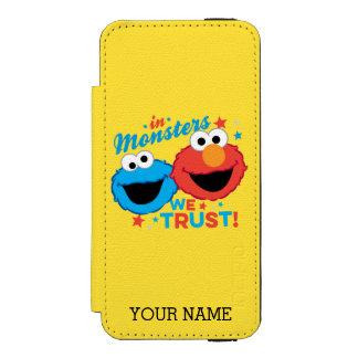 In Monsters We Trust! Incipio Watson™ iPhone 5 Wallet Case