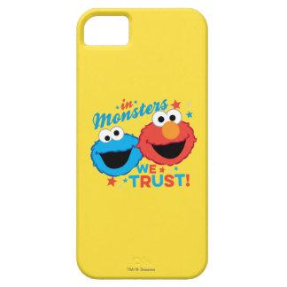 In Monsters We Trust! iPhone 5 Case