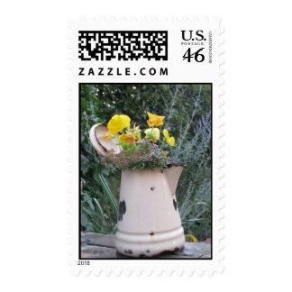 In Mothers Garden Stamps