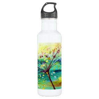 In Motion Stainless Steel Water Bottle